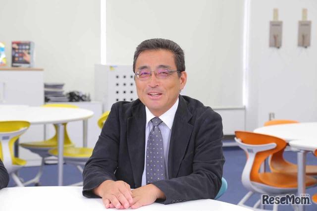 西谷寿泰先生