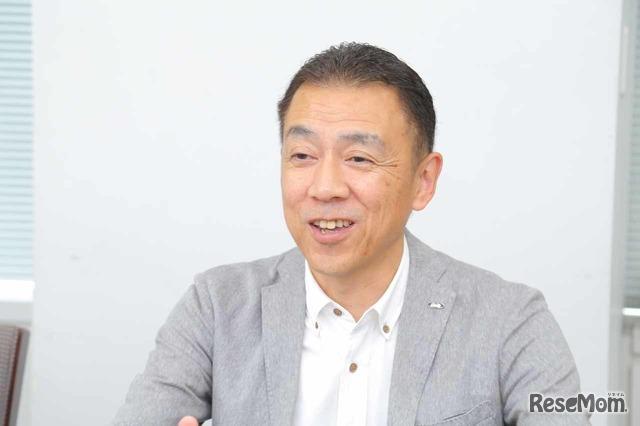 シャープ ネットワークソリューション事業部長 山本信介氏