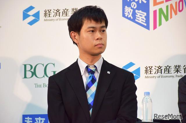 Z会 野本竜哉氏/「未来の教室」プラットフォームキックオフイベント