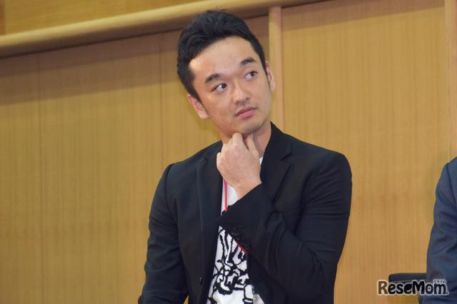 COMPASS 神野元基氏/「未来の教室」プラットフォームキックオフイベント