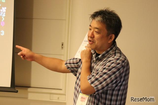 講師の小林貴樹氏