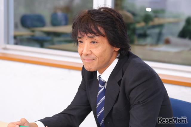 東京都立日比谷高等学校 主任教諭 中村隆道先生