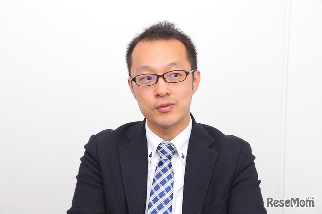 湘南ゼミナール 教務支援部部長で共育・進路コーチの金澤浩氏