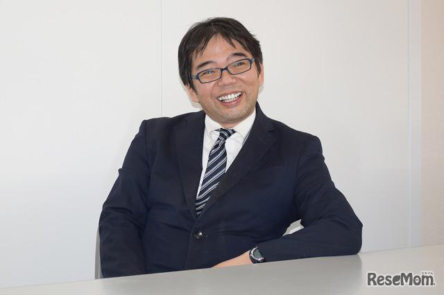 サピックス小学部 教育情報センター本部長の広野雅明氏