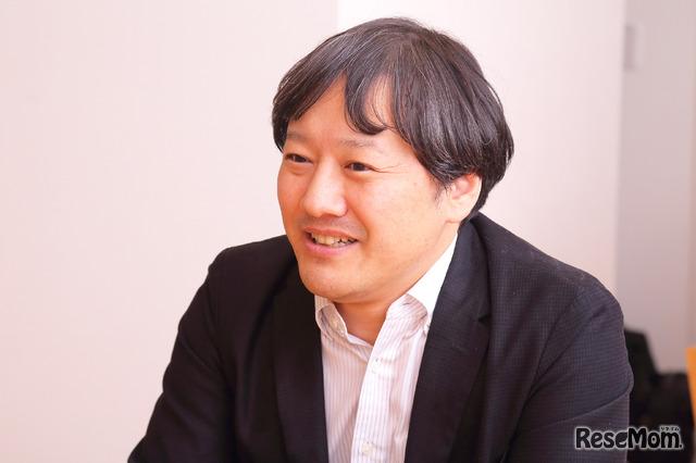 NEC レノボジャパングループ 森部浩至氏「プログラミング学習は、論理的思考を鍛えるという意味が強い」