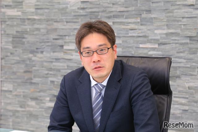 ジャストシステム ラーニングイノベーション事業部・企画開発グループの大島教雄氏