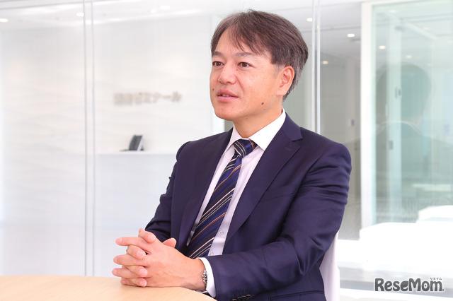 湘南ゼミナール 代表取締役社長 福村賢一氏