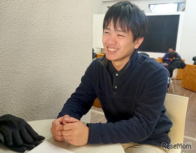 東京大学 工学部精密工学科 杉野正和さん