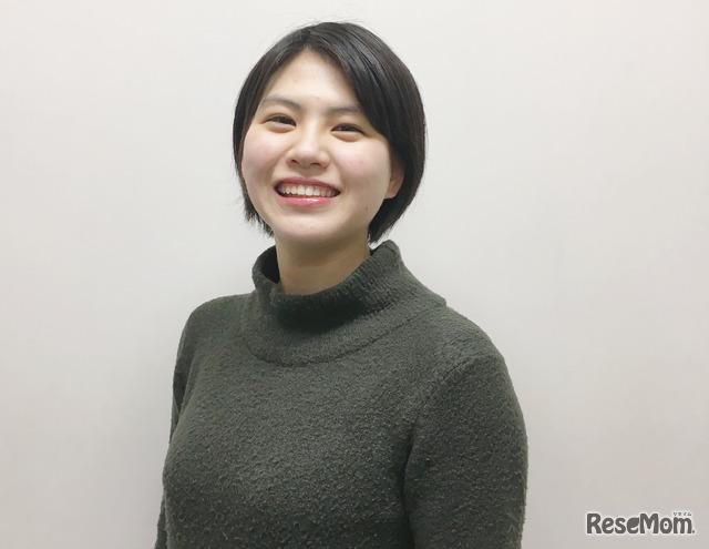 T大学 薬学部 石川実季さん
