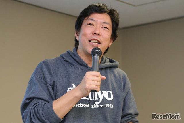 札幌新陽高等学校の荒井優校長