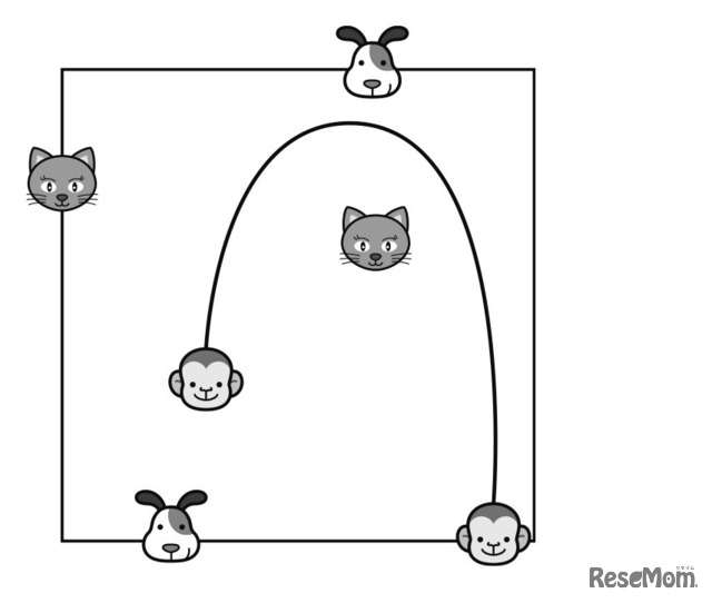 「算数ラボ図形 空間認識力のトレーニング 10級」より