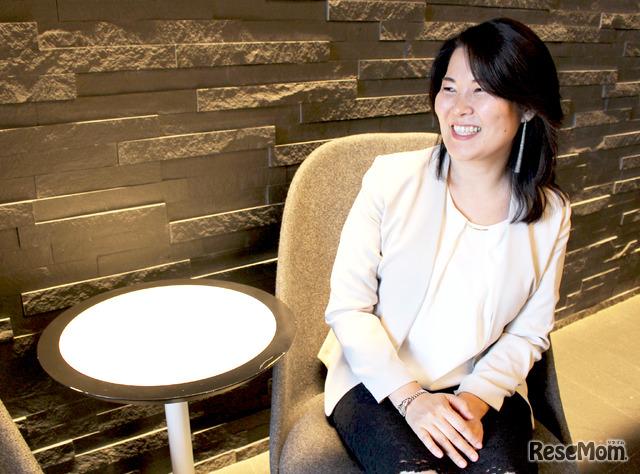 ニューヨークライフバランス研究所代表・ウェルビーイング心理教育アカデミー代表理事の松村亜里さん