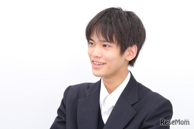 インタビューに応じてくれたクリスタルロード取締役社長・加藤路瑛さん