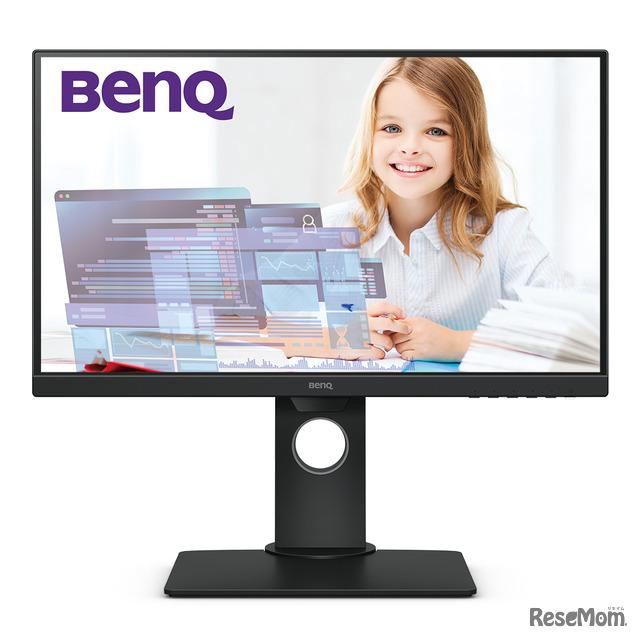 BenQ「23.8 インチ Full HD アイケアモニター GW2480T」(実売価格2万円前後)