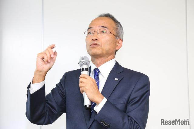広尾学園中学校高等学校副校長の金子暁氏