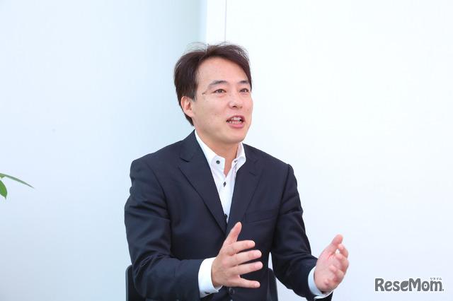 個別指導塾「洋々(ようよう)」GM・江口輝亨氏