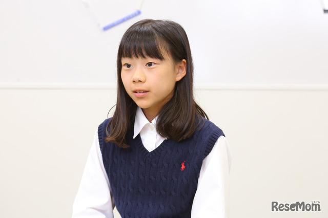 ドルトン東京学園 Mさん