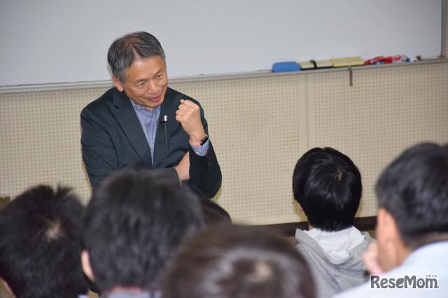 スタンフォード大学ビジネススクール アジアン・アメリカンエグゼクティブ・プログラム創立メンバー兼エグゼクティブ・アドバイザーのWesley Hom氏