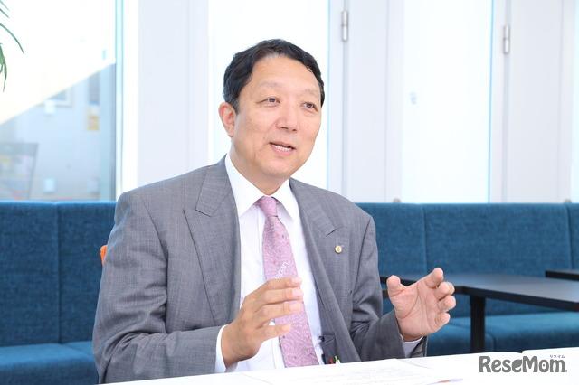 しちだ・教育研究所 代表取締役の七田厚(しちだこう)氏