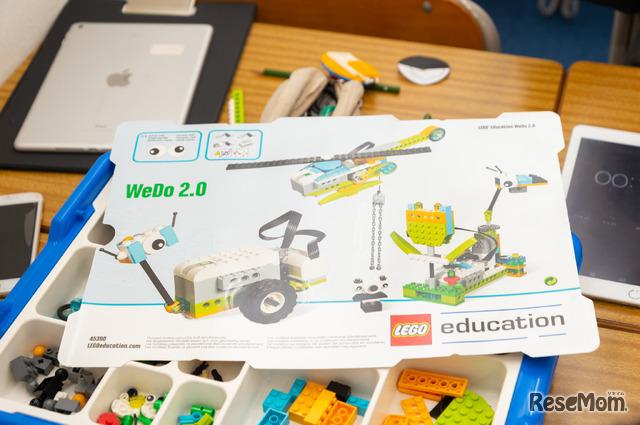 「理数を学ぶためのツールとして何がいいか」と考えたときに、ロボットプログラミングが最適だったという
