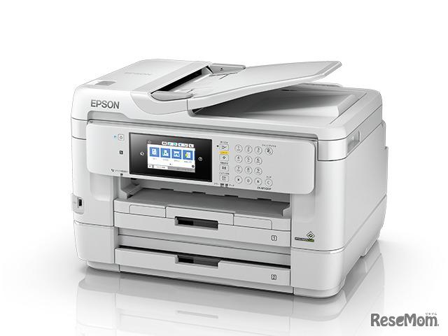 ビジネスインクジェットプリンター「PX-M5081F」。参考価格4万2,980円(税別・エプソンダイレクトショップ販売価格)。