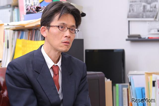 湘南高校の林信仁教頭