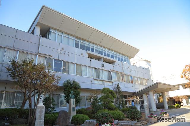 神奈川県立湘南高等学校