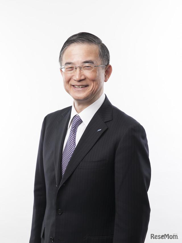 代表取締役社長・三宅義和氏