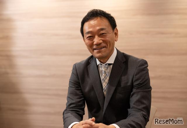 代表取締役会長・北居誠也氏