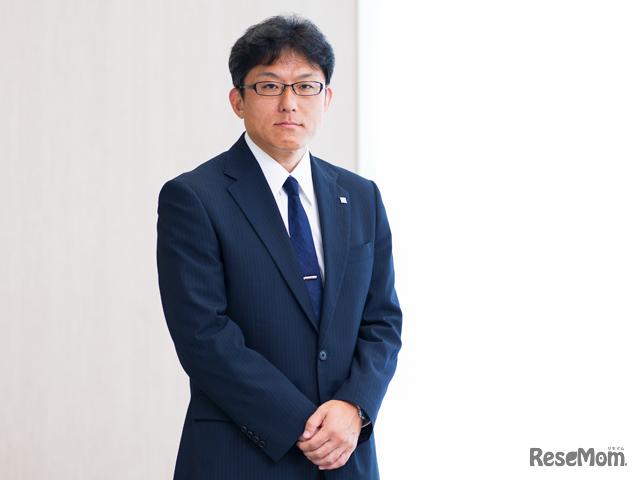 中高事業本部 指導部 部長・菅亮一氏