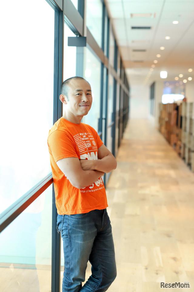 DMM英会話/Engoo 代表、BIBO Group CEO・上澤貴生氏