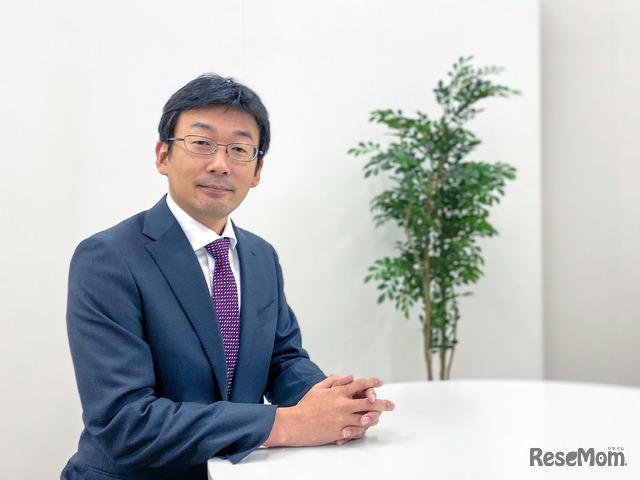 Smart Appliances & Solutions 事業本部 国内スモールアプライアンス事業部 事業部長・奥田哲也氏