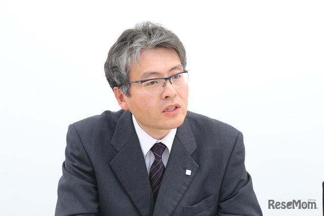 Z会 中高事業本部の小西勲氏