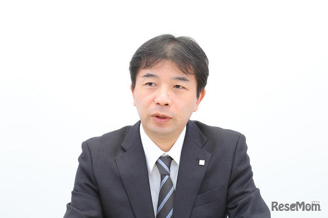 Z会 幼小事業本部の望月厚氏