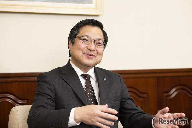 フリーステップで初代責任者も務めた成学社の永井博社長