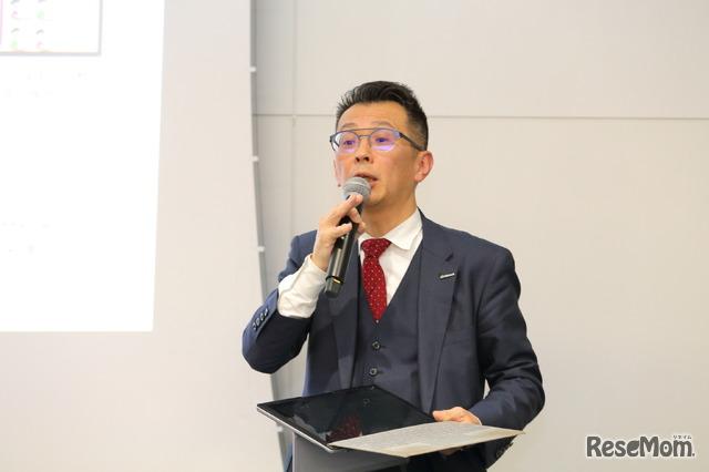 日本マイクロソフト 文教営業統括本部 太田泉氏