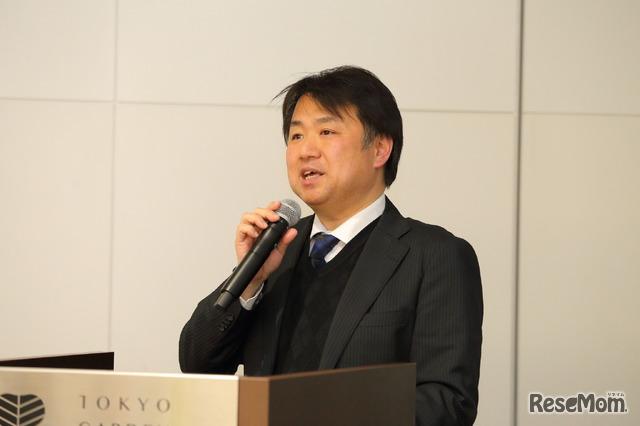 鹿児島県総合教育センター 情報教育研修課 木田博氏