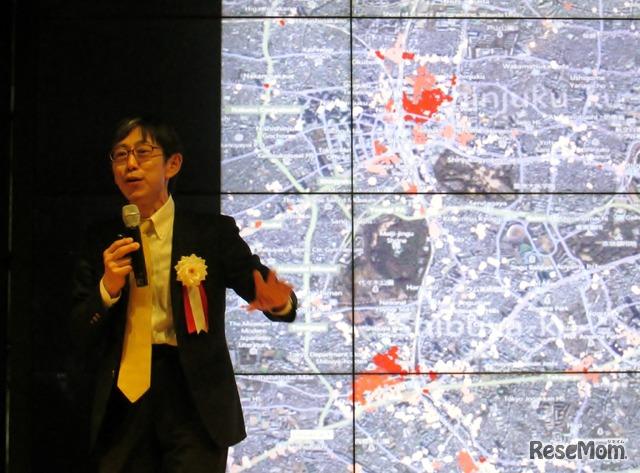 柴崎亮介氏による「Society5.0を先導するスマートシティのあり方」