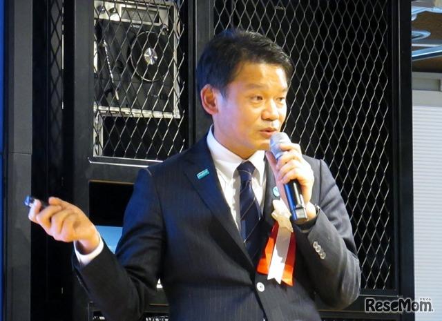 東京都副知事 宮坂学氏による「スマート東京実施戦略」