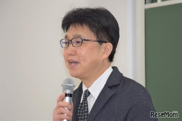 東京大学大学院教育学研究科教授 遠藤利彦氏