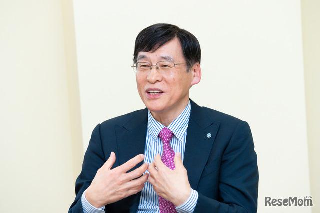 グローバル・コミュニケーション&テスティング代表 梅澤直臣氏
