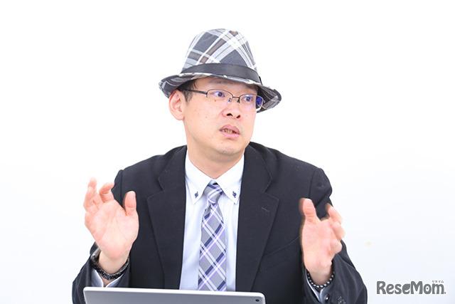 小酒井正和先生(玉川大学)