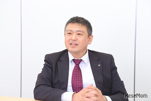 ステップ代表取締役社長の遠藤陽介氏