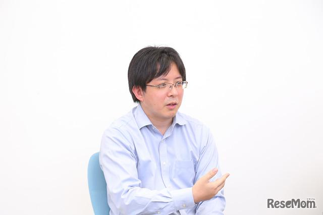 東京都立大学 大学院経営学研究科 ファイナンス・プログラム 准教授の竹原浩太氏