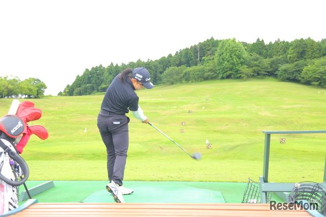 2018年IMGA世界ジュニアゴルフ選手権2位タイの実力