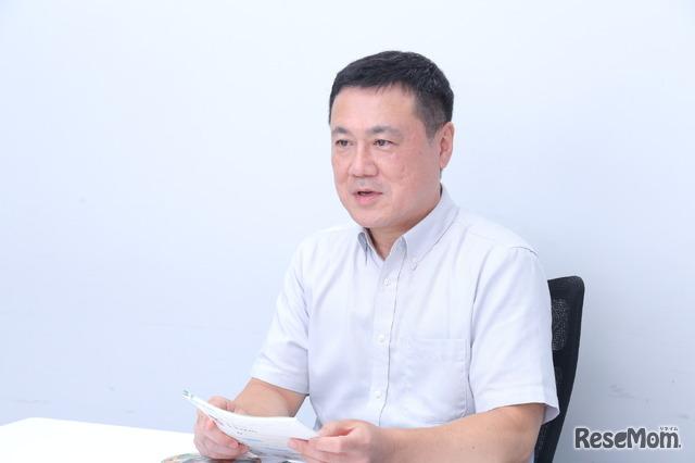 学研エデュケーショナル教務部 船城英明氏