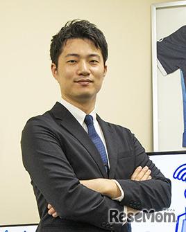 NTT東日本で同社と共にeスポーツ事業を担当している金基憲氏