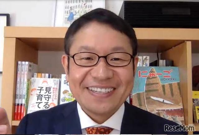 教育家・「かしこい塾の使い方」主任相談員 小川大介先生