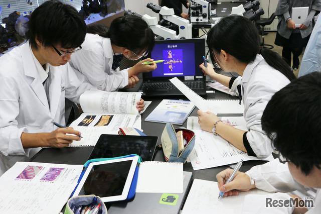 教育ICT先進校だからこそ大切にしたい生徒のアイケア…広尾学園中高の保健室から