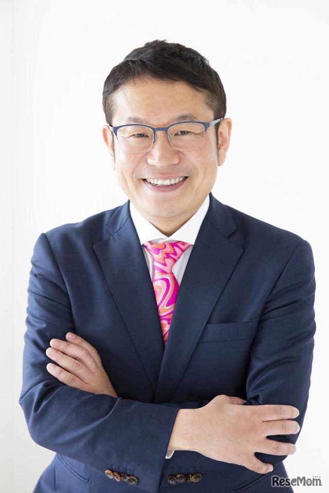 教育家・「かしこい塾の使い方」主任相談員の小川大介先生